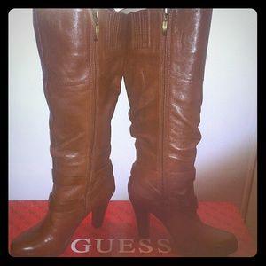 Guess Tall women's boots